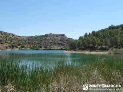Parque Natural de las Lagunas de Ruidera - Ruidera;rutas de senderismo en madrid; senderismo en madr